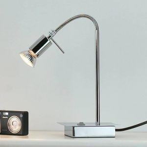 PL 5730-1TCL Grossetto Cromo LED Tischleuchte