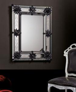 Malibran Deko-Spiegel von Vintage