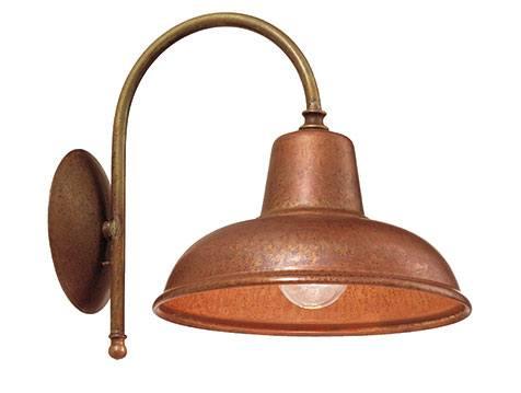 Contrada 06 lampada da parete esterno di il fanale tutte for Lampade a led vendita online