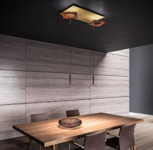 PETRA-S4.R moderne LED Hängeleuchte von Icone