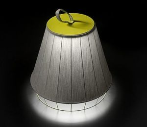 Dress Outdoor Bodenlampe von Torremato by Il Fanale