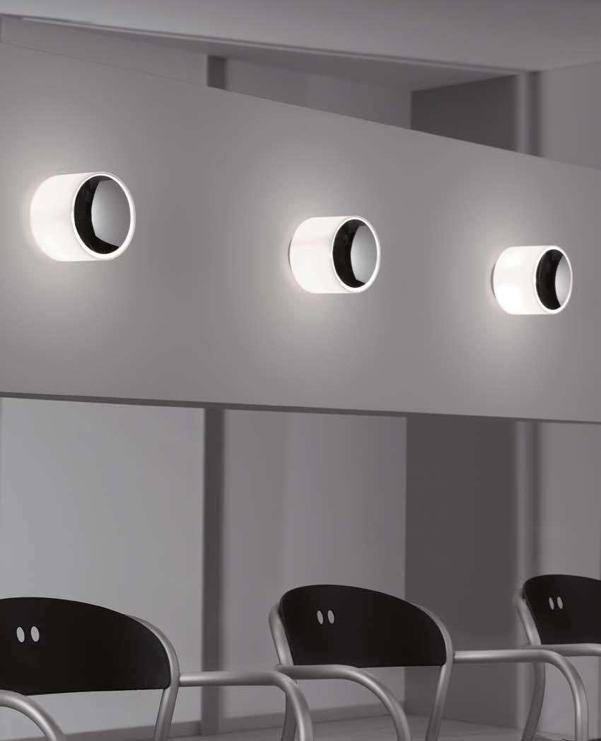 round pp decken oder wandlampe von morosini deckenleuchten innenleuchten platinlux der. Black Bedroom Furniture Sets. Home Design Ideas