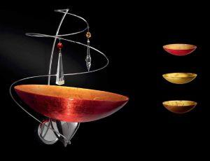 Designerwandlampe Vertigo 460 APP von Lamp