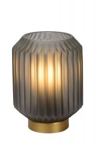 LU 45595/01/51 SUENO Table Lamp E14/40W Satin Grey