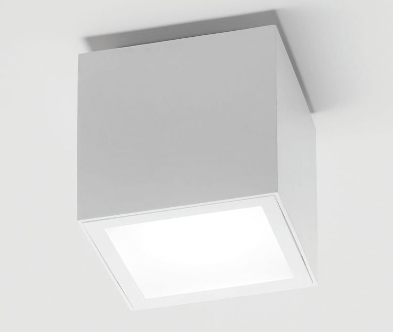 Ek cubo plafoniera led 14w di aqlus biffi led interno for Lampade a led vendita online