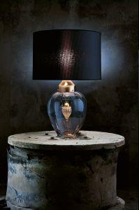 TA Diadema lampada da tavolo di Vintage