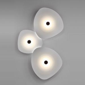 4584 Flower LED Decken/Wandleuchte von Egoluce