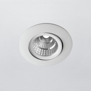 MICRO beweglicher LED Einbaustrahler von Biffi Luce