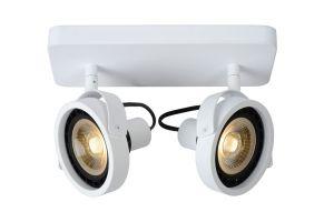 LU 31931/24/31 TALA LED Spot 2x GU10/12W DTW White
