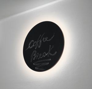 4582 Moonlight Wand/Deckenleuchte von Egoluce