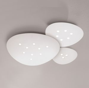 Scudo LED Deckenlampe von Icone