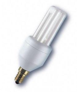Energiesparlampe Osram Dulux E14 11W 830 Energy Saver