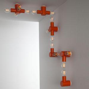 1031P TRAFFIC Wandlampe von Toscot