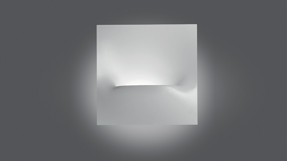 Platea lampada parete di artemide lampade a parete for Lampade a led vendita online