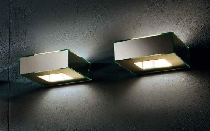 Lampada da soffitto o parete b o x 20 di murano luce for Lampade a led vendita online