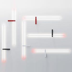 Outline LED Wandleuchte von Lumen Center Italia