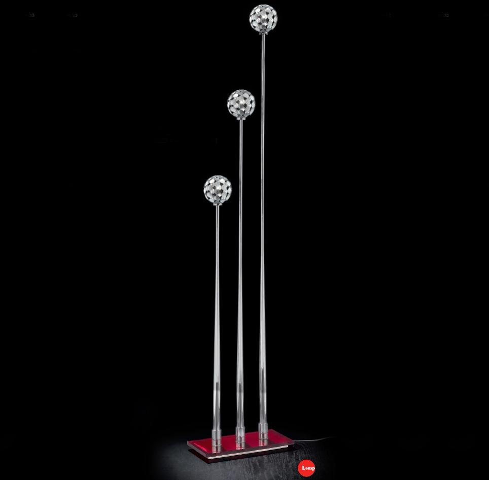 stehlampe sfera lt3 von lamp standleuchten innenleuchten platinlux der online shop f r. Black Bedroom Furniture Sets. Home Design Ideas