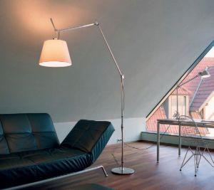 Tolomeo Mega LED Stehlampe (body/base) von Artemide