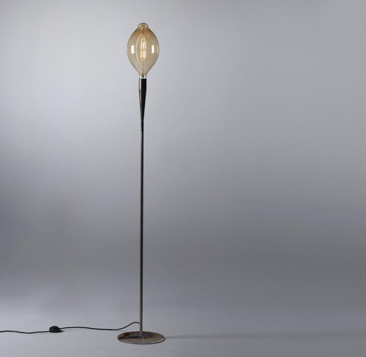 Unidea 3512 Filament Floor Light By Egoluce
