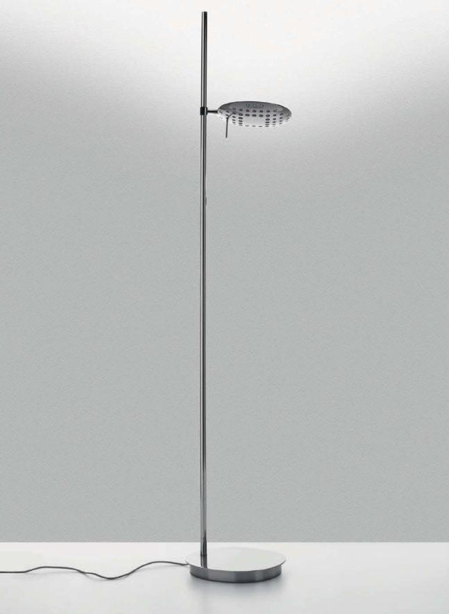 Reall terra lampada a stelo di artemide piantane for Lampada led interno
