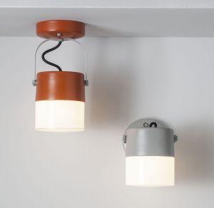1012 SWING Wand/Deckenlampe von Toscot