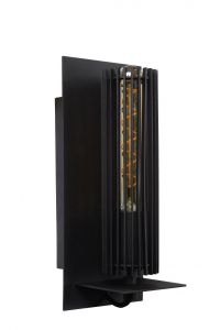 LU 73206/01/30 LIONEL Wall Light 1xE27/40W Black