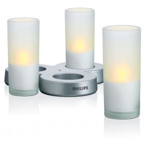 IMAGEO CandleLights yellow von Philips
