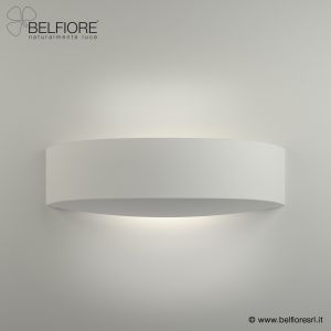 Gipswandlampe 2604A108 von Belfiore