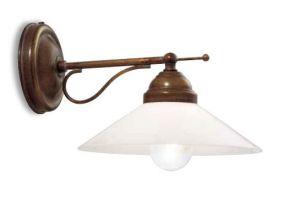 Applique arte povera lampade arte povera interno vendita
