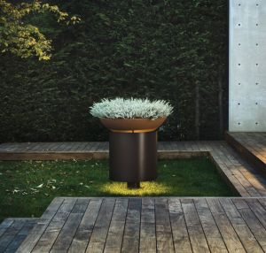 Bole XL lampada per l'esterno di Torremato by Il Fanale