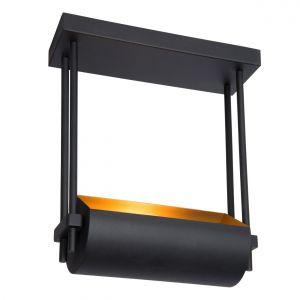 LU 30167/01/30 ELIAS Ceiling Light E27/60W  Black